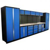 Kraftmeister Werkstatteinrichtung Montreal Nextgen blau