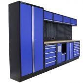 Kraftmeister Werkstatteinrichtung New Jersey Multiplex blau