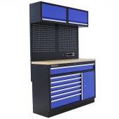 Kraftmeister Werkstatteinrichtung Minnesota Multiplex blau