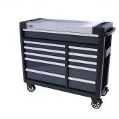 George Tools Werkzeugwagen gefüllt Greyline 44 Premium - 154-teilig